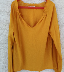Žuta bluza, XL