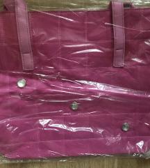 Roza nova torbica