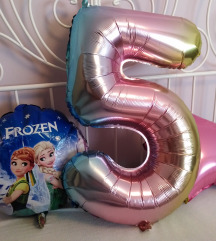 Rođendanski Frozen set