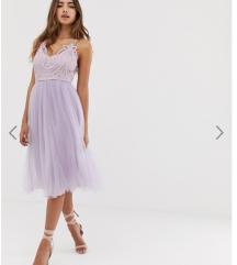 Asos lila haljina