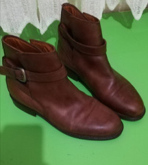 Kožne cipele gležnjače br.40