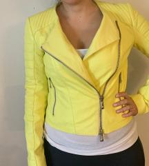 Pinko kožna jakna