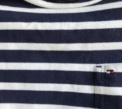 Tommy Hilfiger majica 3/4 rukav do pupka