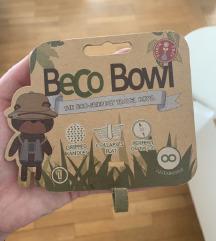 Beco Bowl sklopiva silikonska posuda
