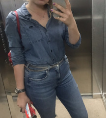 lacoste jeans kosulja 42