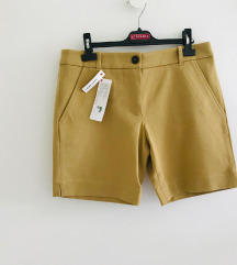 Lacoste krem kratke hlače šorc nove