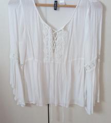 H&M boho bluza M
