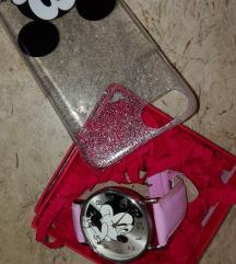 %%%Zenski sat Mickey mouse+poklon