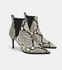 ZARA snake boots *nove*