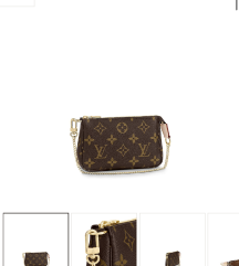 TRAŽIM Louis Vuitton Pochette original