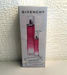 Givenchy Very Irresistible edt 50ml + 15ml, novo