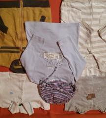 Lot odjece za bebe decke vel.68