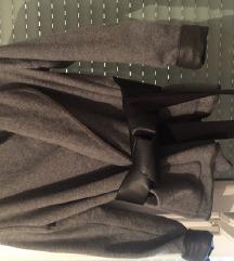 Nova Massimo Dutti jakna siva vel S