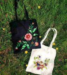 Platnene torbe s motivima po želji