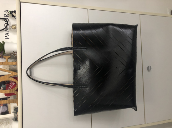 Victoria's Secret velika crna torba