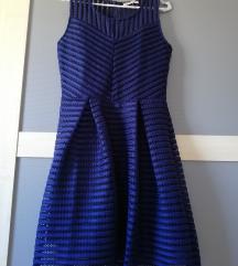 Modra haljina, vel. S