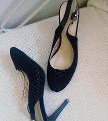🖤 NOVE PLANET OBUĆA KOŽNE cipele 40