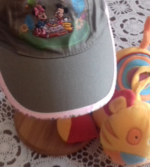 Djecja silterica kapa Disney +igracka