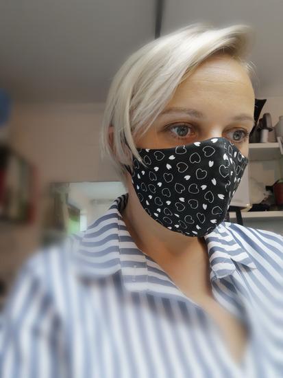 5 slojeva, perive maske