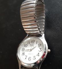 Metalni sat-rastezljivi remen