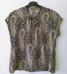 Reserved bluza s paisley uzorkom