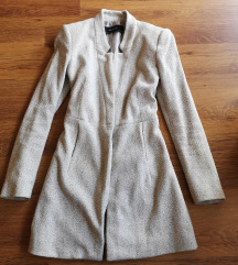 Zara sivi sako kaputic