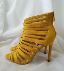 Zara žute gležnjače