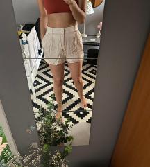 Rasprodaja - Zara svilene kratke hlače
