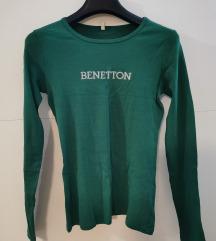 Benetton zelena majica