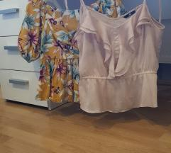 H&m top + New yorker top
