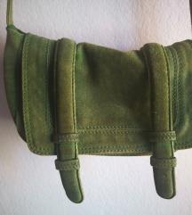 Zara kožna torbica