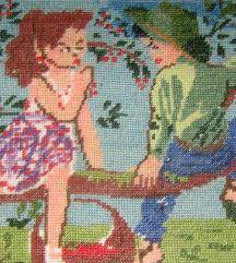 goblen dječak i djevojčica