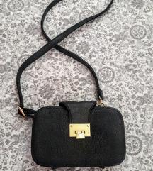 Crna novčanik torbica