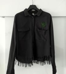 Crna košulja xs/s