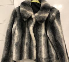 Krznena kratka bunda