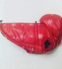 Zimski prsluk za psa