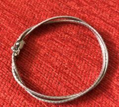 rezz Vintage srebrna narukvica