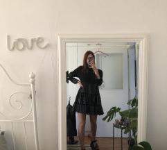 Zara mini vezena haljina