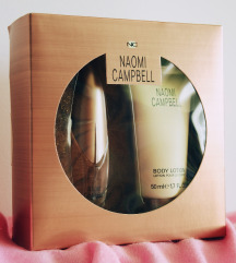 Naomi Campbell parfemski set