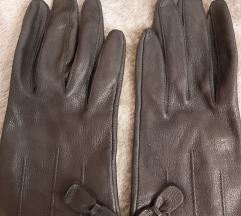 Nove kožne rukavice S