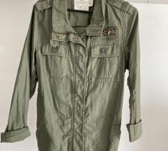H&M tanka military jakna