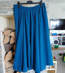 Divna plus size suknja