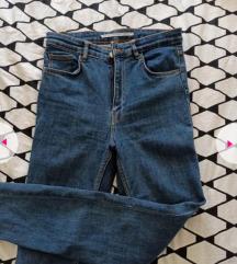Zara skinny high waist jeans