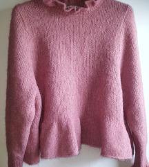 Alpaca vuna zara pulover