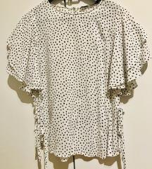 Zara bluza na zvjezdice