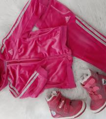 Adidas plisana trenerkica🤩🤩🤩 plus poklon!