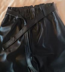 NOVO Kožne hlače M
