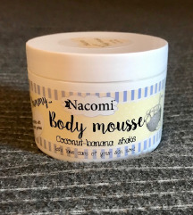 Nacomi Body Mousse