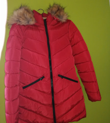 Terranova zimska crvena jakna