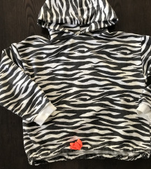 ZARA  oversized hoodie 140